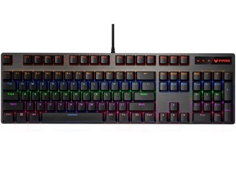 کیبورد مخصوص گیم رپو مدل v500pro