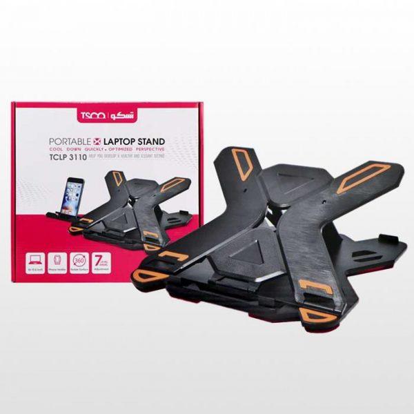 استند لپ تاپ و گوشی تسکو TCLP3110