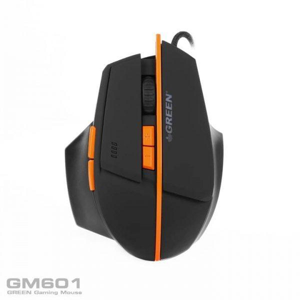 ماوس مخصوص بازی گرین مدل GM-601